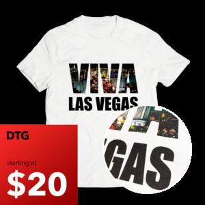 dtg-on-white-shirt